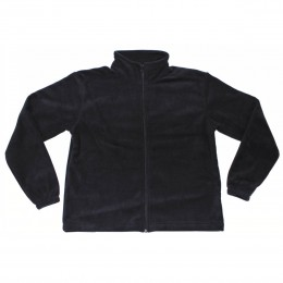 Jacheta Fleece Bleumarin