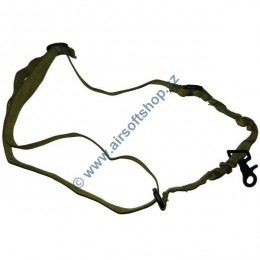 Sling Tactic Warrior Green 1 Punct