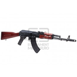 Pusca Electrica Airsoft AKM Vintage Blowback