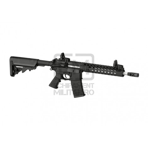 Pusca Electrica Airsoft 10 Inch Keymod Match Rifle Blowback