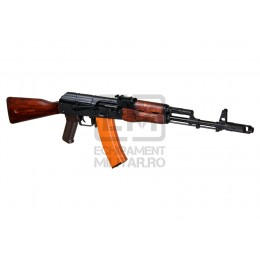 Pusca Electrica Airsoft AK74 Blowback