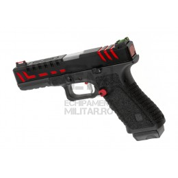 Pistol Airsoft D-Mod Scorpion Metal Version Co2
