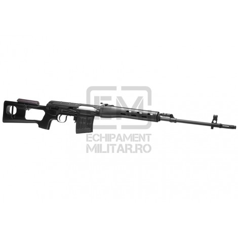 Pusca Airsoft SVD Dragunov Black Co2