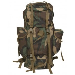 Rucsac de munte GERMAN Woodland IMPORT Mil-tec