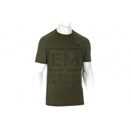 Tricou Under Armour UA Tech Artillery Green