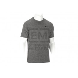 Tricou Under Armour UA Tech Charcoal Light Heather