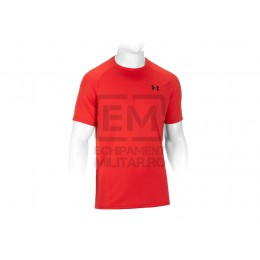 Tricou Under Armour UA Tech Radio Red