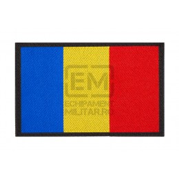 Patch Romania Flag Color
