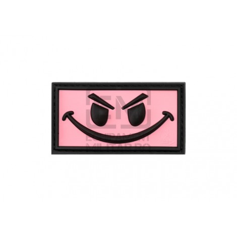 Patch Evil Smile Pink
