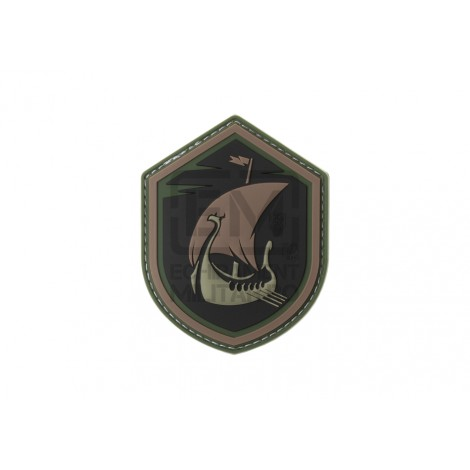 Patch Viking Dragonboat