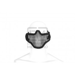Masca Airsoft Invader Gear Steel Half Negru