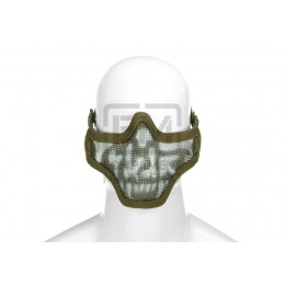 Masca Airsoft Invader Gear Death Head OD
