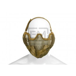 Masca Airsoft Invader Gear Steel Face Everglade