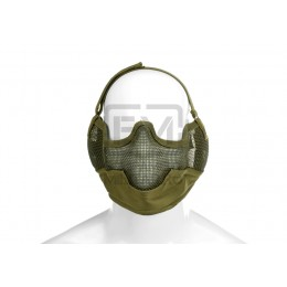 Masca Airsoft Invader Gear Steel Face OD