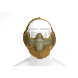 Masca Airsoft Invader Gear Steel Face Tan