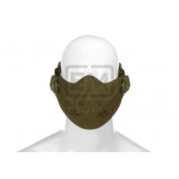 Masca Airsoft Invader Gear Lightweight Half Face OD