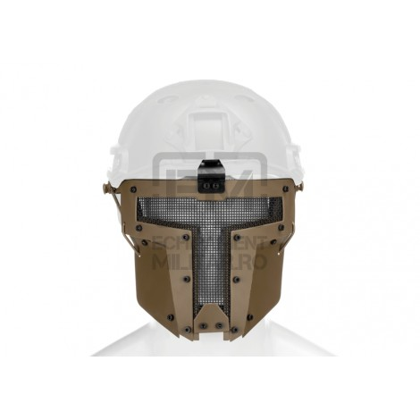 Masca Airsoft Pirate Arms Warrior Steel Face Tan