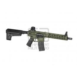 Pusca Replica Electrica Krytac Trident Mk2 CRB Full Power Foliage Green