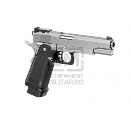 Pistol Airsoft Hi-Capa 5.1 Stainless GBB