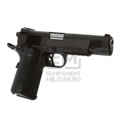 Pistol Airsoft M1911 Tactical Full Metal V3 GBB